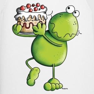Frog with Cake  Aprons - Cooking Apron