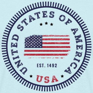 UNITED STATES OF AMERICA T-Shirts - Men's T-Shirt