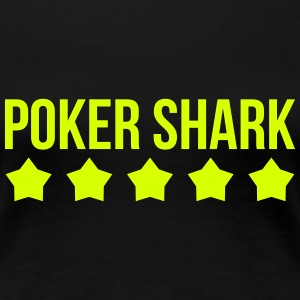 Poker / Cards / Gaming / Game / Geek / Sport T-Shirts - Women's Premium T-Shirt