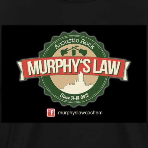 Murphy's Law - black