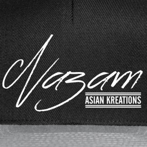 Nazam Asian Kreations Caps & Hats - Snapback Cap