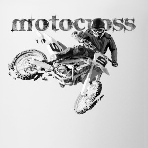 motocross Mugs & Drinkware - Mug