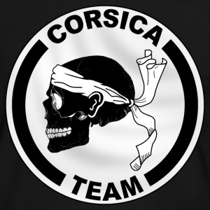 corsica team 04 Tee shirts - T-shirt contraste Homme