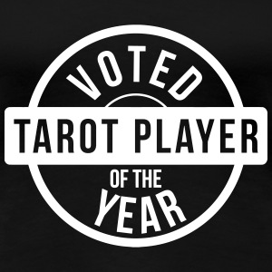 Tarot / Cards / Jeu / Game / Gamer / Gaming T-Shirts - Women's Premium T-Shirt
