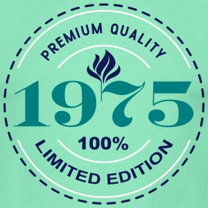 1975 PREMIUM QUALITY  ||  100% LIMITED EDITION T-Shirts - Men's T-Shirt