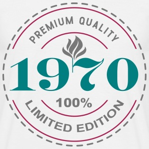 1970 PREMIUM QUALITY  ||  100% LIMITED EDITION T-Shirts - Men's T-Shirt
