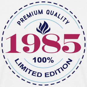 1985 PREMIUM QUALITY  ||  100% LIMITED EDITION T-Shirts - Men's T-Shirt