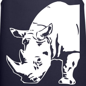 Black  Rhino  Aprons - Cooking Apron