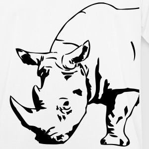 Black  Rhino T-Shirts - Men's Breathable T-Shirt