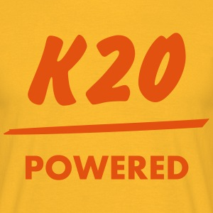 Engine powered - K20 T-Shirts - Men's T-Shirt