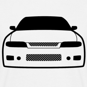 JDM - Car eyes R33 T-Shirts - Men's T-Shirt