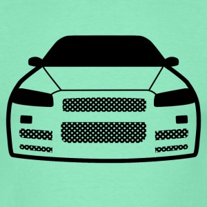 JDM - Car eyes R34 T-Shirts - Men's T-Shirt