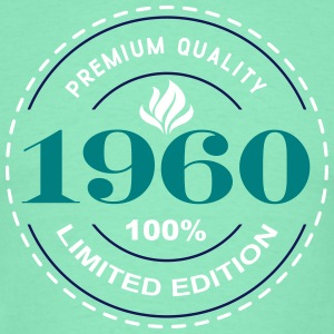 1960 PREMIUM QUALITY  ||  100% LIMITED EDITION T-Shirts - Men's T-Shirt