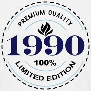 1990 PREMIUM QUALITY  ||  100% LIMITED EDITION T-Shirts - Men's T-Shirt