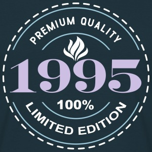 1995 PREMIUM QUALITY  ||  100% LIMITED EDITION T-Shirts - Men's T-Shirt