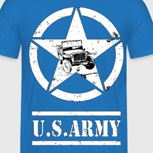us army grunge style 03 Tee shirts - T-shirt Homme