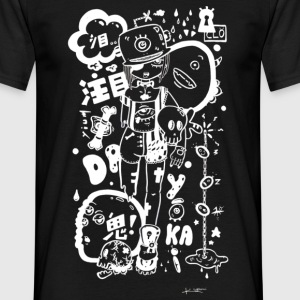 Japanese Monsters - T-shirt Homme