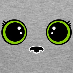 Kitty cat chaton Langarmshirts - Frauen Premium Langarmshirt