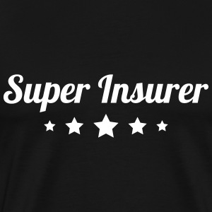 Insurer / Insurance / Bank / Finance / Banking T-Shirts - Men's Premium T-Shirt