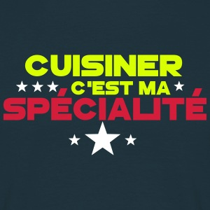 cuisiner(chef) Tee shirts - T-shirt Homme