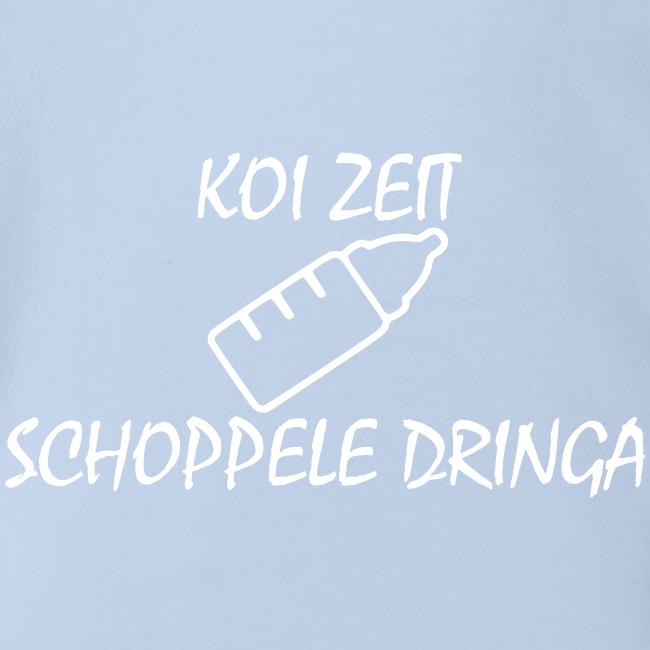 Koi Zeit - Schoppele dringa