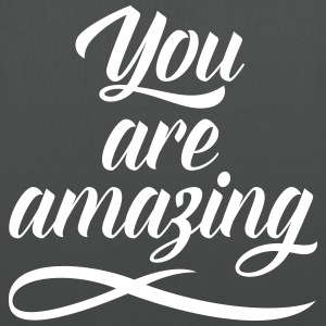 You Are Amazing Bags & Backpacks - Tote Bag