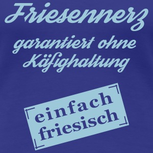 Friesennerz T-Shirts - Frauen Premium T-Shirt