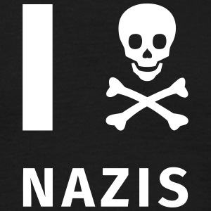 I hate Nazis T-Shirts - Men's T-Shirt