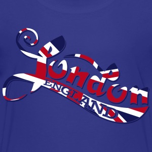 London England T-Shirts - Teenager Premium T-Shirt