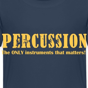 Percussion, The ONLY inst Shirts - Kids' Premium T-Shirt