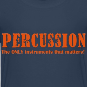 Percussion, The ONLY inst Shirts - Teenage Premium T-Shirt