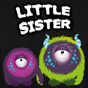 Little Sister Monster Hoodies & Sweatshirts - Men's Sweatshirt