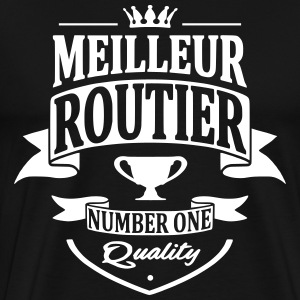 Routier Tee shirts - T-shirt Premium Homme