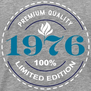1976 PREMIUM QUALITY  ||  100% LIMITED EDITION T-Shirts - Men's Premium T-Shirt