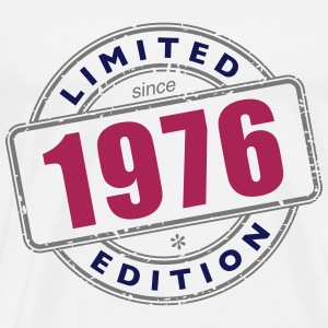 LIMITED EDITION SINCE 1976 T-Shirts - Men's Premium T-Shirt