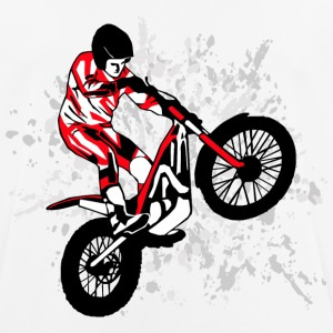 Trial Racing T-Shirts - Men's Breathable T-Shirt