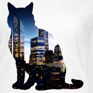 City Cat - Frauen T-Shirt