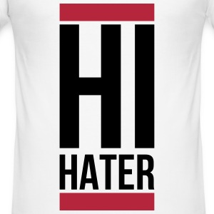Hi Hater T-Shirts - Männer Slim Fit T-Shirt