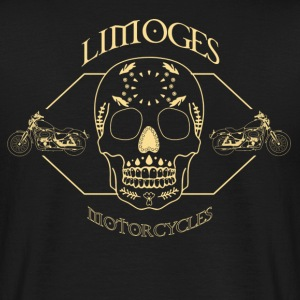Motorcycles Limoges Tee shirts - T-shirt Homme