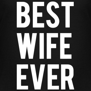 BEST WIFE GIVES THIS T-shirts - Premium-T-shirt tonåring