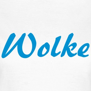 Wolke T-Shirts - Frauen T-Shirt