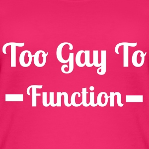 Gay Tops - Women's Organic Tank Top