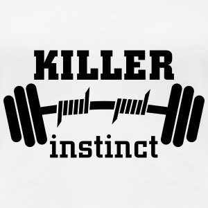 Killer instinct T-Shirts - Frauen Premium T-Shirt