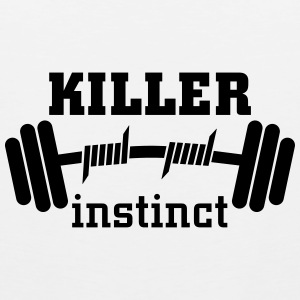 Killer instinct Tank Tops - Männer Premium Tank Top