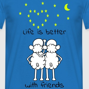 Friends_3f T-Shirts - Männer T-Shirt