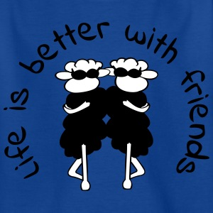 Friends T-Shirts - Kinder T-Shirt