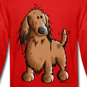 Danica The Dachshund Long Sleeve Shirts - Teenagers' Premium Longsleeve Shirt