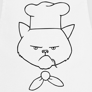 Cooking cat  Aprons - Cooking Apron