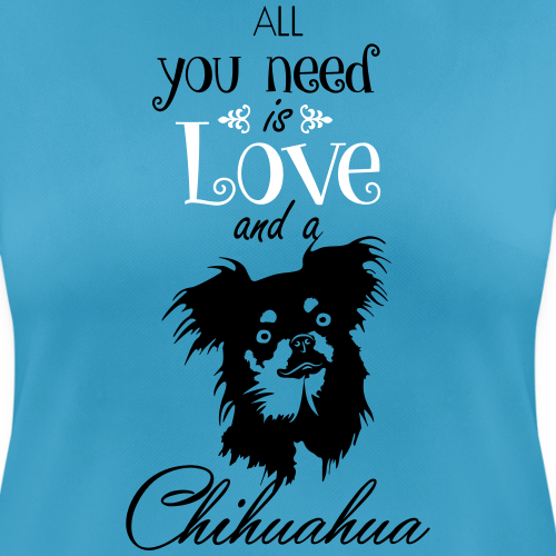 all you need is Love and a...Chihuahua