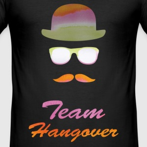 Team Hangover  - Männer Slim Fit T-Shirt